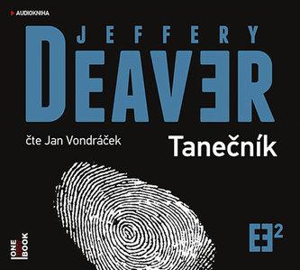 Tanečník - CDmp3 (Čte Jan Vondráček) - Jeffery Deaver