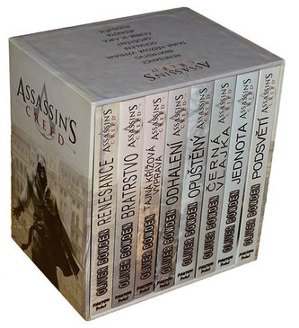 Assassin´s Creed 1-8 BOX - Bowden Oliver