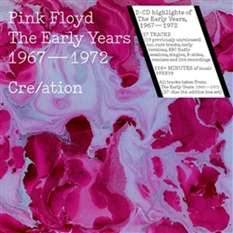 The Early Years – Cre/ation - Pink Floyd