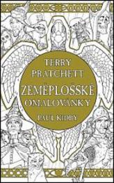 Terry Pratchett Zeměplošné omalovánky