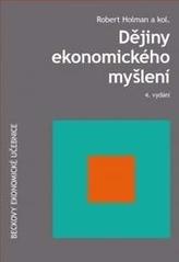 Dějiny ekonomického myšlení, 4. vydání