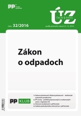 Úplne znenia zákonov 32-2016