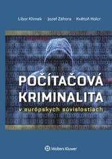 Počítačová kriminalita v európskych súvislostiach