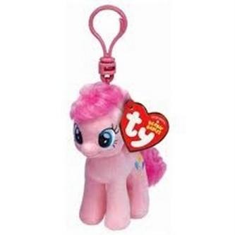 Plyš očka přívěšek My little pony Lic PINKIE PIE