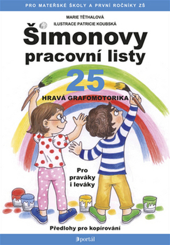 Šimonovy pracovní listy 25 - Martin Hollý; Marie Těthalová