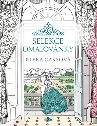 Selekce - omalovánky - Kiera Cassová