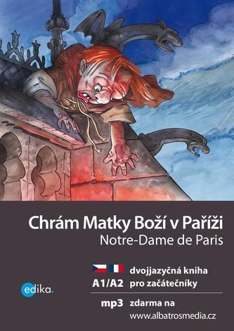 Chrám Matky Boží v Paříži A1/A2 - Lucie Konvičková