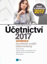 Účetnictví 2017, učebnice pro SŠ a VOŠ