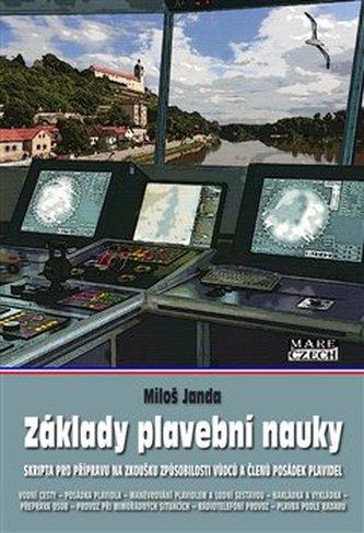 Základy plavební nauky - Janda, Miloš