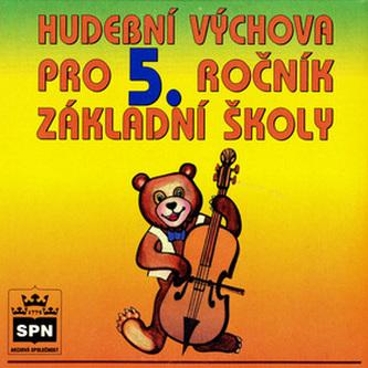 CD Hudební výchova pro 5.r.ZŠ - Marie Lišková