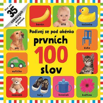 Prvních 100 slov - Podívej se pod okénko - Jörg Meidenbauer