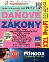 Daňové zákony 2017 XXL ProFi