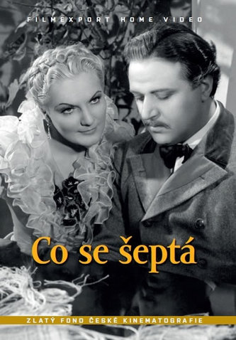 Co se šeptá - DVD box - neuveden