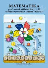Matematika 5, 2. díl - Učebnice (čtení s porozuměním)