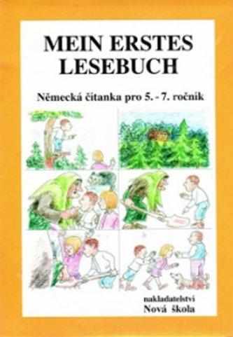 Mein erstes Lesebuch (Německá čítanka pro 5. - 7. ročník) - Kovářová Alena