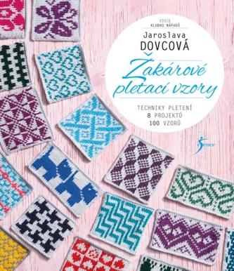 Žakárové pletací vzory - Dovcová Jaroslava