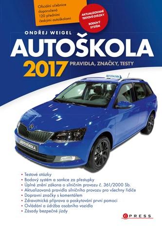 Autoškola 2017 - Ondřej Weigel