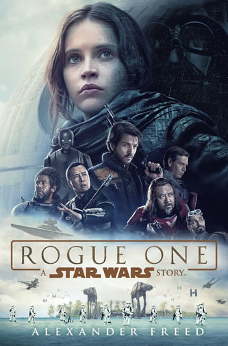 Rogue One: A Star Wars Story - Freed Alexander
