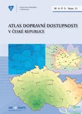 Atlas dopravní dostupnosti v České republice M.A.P.S. 11