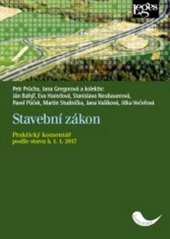 Stavební zákon - Jana Gregorová; Petr Průcha
