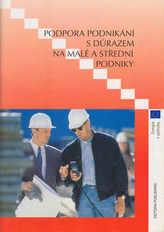Podpora podnikání s důrazem na malé a střední podniky