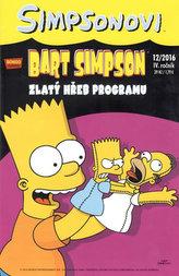 Bart Simpson Zlatý hřeb programu