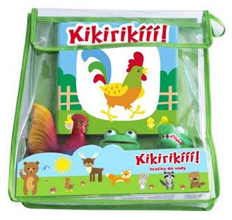 Kikirikííí! - Hračky do vody