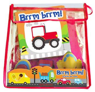 Brrm brrm! - Hračky do vody - Infoa