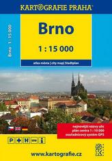 Brno 1:15 000