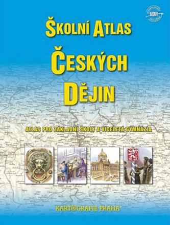 Školní atlas českých dějin - Náhled učebnice