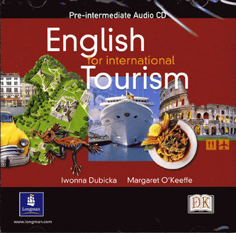 CD ENGLISH FOR INTERNATIONAL TOURISM-PRE-INTERMEDIATE