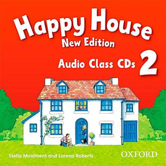 Happy House: 2 New Edition: Class Audio CDs - Maidment Stella