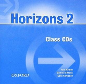 CD HORIZONS 2 CLASS CDS