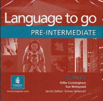 Language to Go Pre-Intermediate Class CD