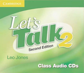 CD LETS TALK 2 SECOND EDITION