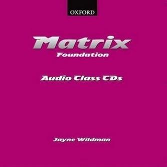 CD MATRIX FOUNDATION FOUNDATION