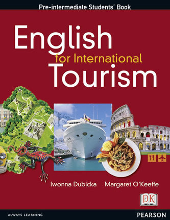 English for International Tourism Pre-Intermediate Course Book - Dubicka, Iwona