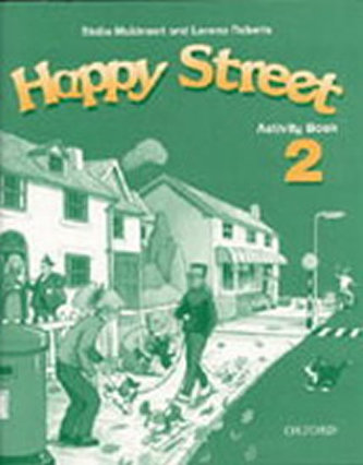 Happy Street 2 Activity Book - Maidment Stella