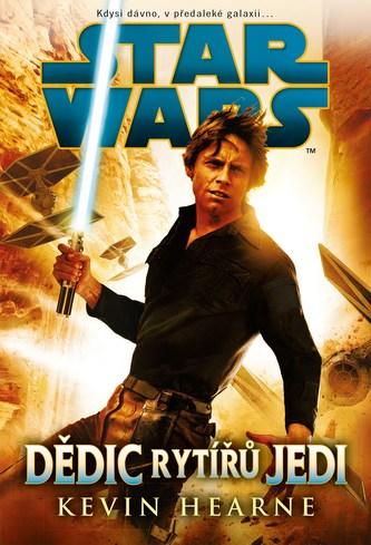 Star Wars - Dědic rytířů Jedi - Kevin Hearne