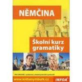 Němčina - školní kurz gramatiky