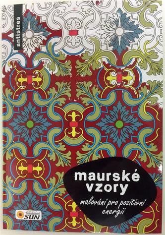 Malování pro pozitvní enegii - Maurské vzory - neuveden