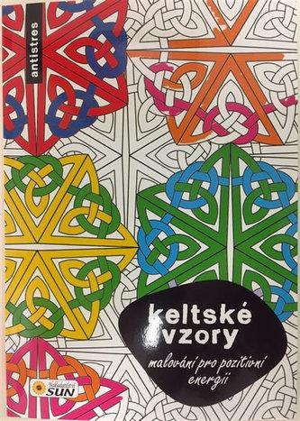 Malování pro pozitvní enegii - Keltské vzory - neuveden