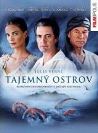 Tajemný ostrov - DVD - Verne Jules