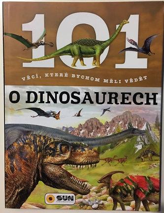 101 věcí - Dinosauři - neuveden