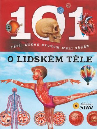 101 věcí - Lidské tělo - neuveden