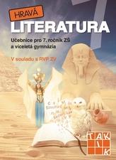 Hravá literatura 7 Učebnice