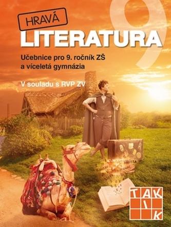 Hravá literatura 9 Učebnice