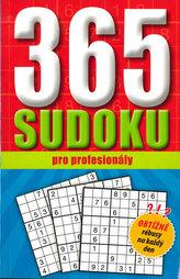 365 sudoku pro profesionály (červená)