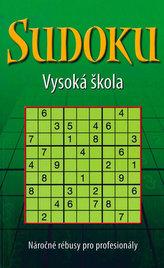 Sudoku - Vysoká škola (zelená)
