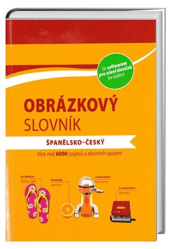 Obrázkový slovník španělsko-český - neuveden